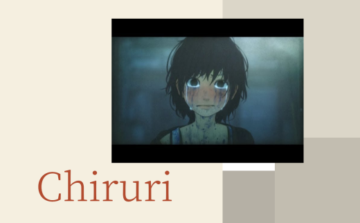 "Independent anime ""Chiruri"""