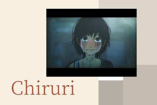 "Independent anime ""Chiruri"""
