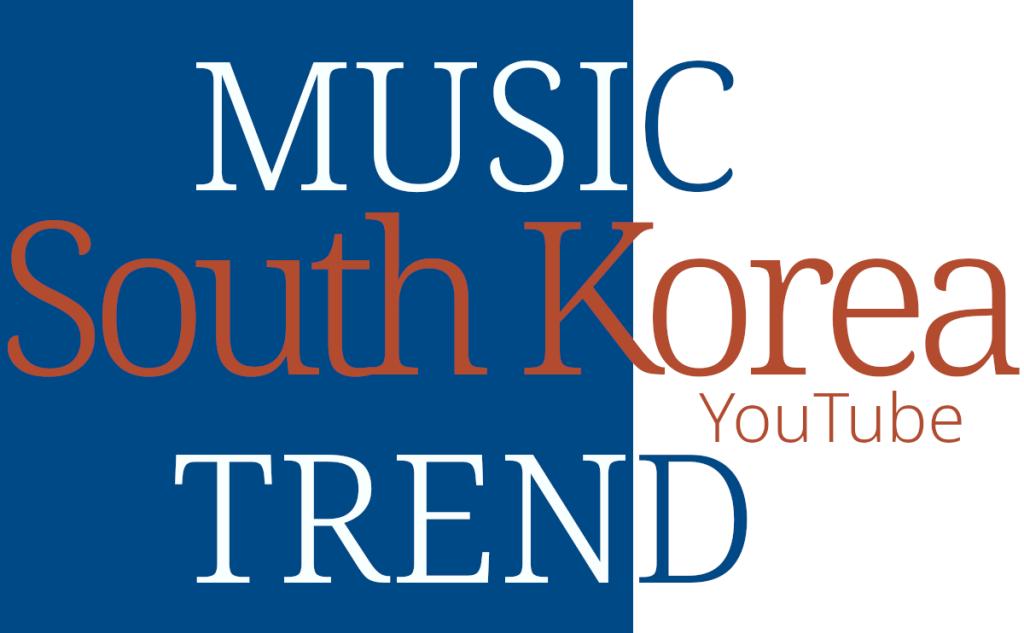 KR South Korea Music Trend