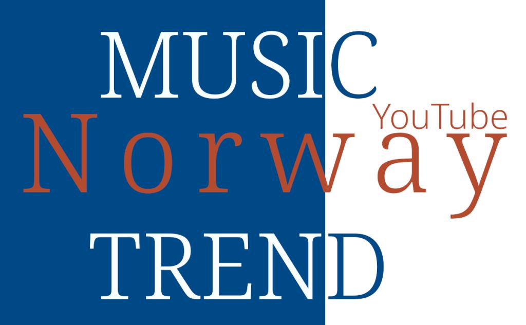 Norway Music Trend