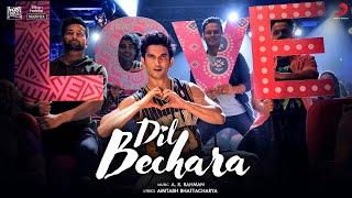 Arabian Music Trend - Dil Bechara – Title Track | Sushant Singh Rajput | Sanjana Sanghi | A.R. Rahman | Mukesh Chhabra
