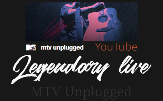 MTV Unplugged Legendary live